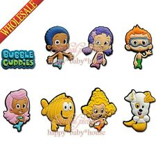8PCS Bubble Guppies Fridge Magnets,Cartoon Magnetic Stick,School Supplies Gifts