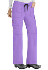 Dickies Medical Scrubs Women's Gen Flex Lilac Youtility Cargo Pant Sz XS-XL NWT