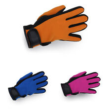 3mm Skid Proof Neoprene Scuba Diving Snorkeling Surfing Kayak Water sport Gloves