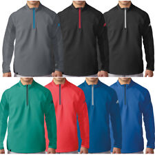 Adidas Golf 2016 Mens ClimaCool Competition 1/4 Zip Performance Pullover Top
