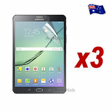 "3x Ultra Clear Screen Protector For Samsung GALAXY S2 8.0"" T715 