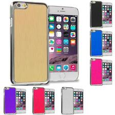 Brushed Aluminum Metal Luxury Hard Case Cover for Apple iPhone 6 Plus (5.5)