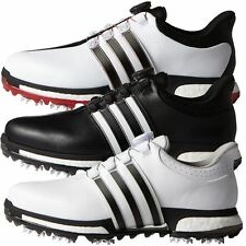 Adidas Golf 2016 TOUR360 BOA Boost 2 Leather Golf Shoes - Wide Fitting