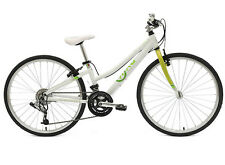 ByK E-540 16 Speed Girls Bike - Chrome Green