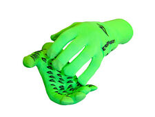 Defeet DuraGlove Electronic Touch Glove - Hi Vis Green