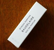 Byredo Baudelaire Eau de Parfum For Men ...Brand New Sample in Box