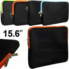 """15.4"""", 15.6"""" Toshiba Acer HP Dell Samsung Asus Laptop Sleeve Case Bag Cover, UK"""
