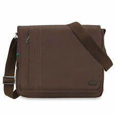 CaseCrown Poly Messenger Bag for Samsung Galaxy Note Pro 12.2 Brown