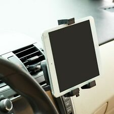 NEW PREMIUM QUALITY CAR MOUNT VEHICLE AIR VENT TABLET HOLDER DOCK CRADLE STAND