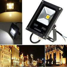 LIXADA 10W DC12V IP65 LED Flood Light Outdoor Garden Square Yard Landscape Q0A4