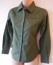Womens Sherwood Forest Shirt Size 10 12 16 New Ladies Green Cotton L Sleeve NWT
