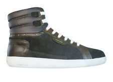 Geox Hope ABX Womens Leather Trainers / Boots - Coffee - See Sizes