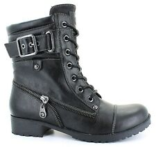 NIB NEW G By Guess Binxy COMBAT ARMY STYLE  Designer Boot CHOOSE SIZES