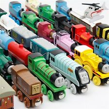 Thomas &Friends James Percy Wooden Magnetic Tank Engine Railway Train Car Toys