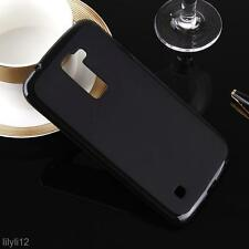 Ultra Thin Slim Matte Back Soft Silicone Cell Phone Case Cover Skin For LG K10