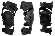 ASTERISK CYTO CELL KNEE BRACES - PAIR - BLACK - SIZES S EXTREME SPORTS