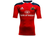 adidas Munster 2014/15 Replica Home S/S Rugby Shirt