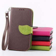 New Flip Leather Money Wallet Case Cover For Samsung Galaxy S3 SIII i9300 Landir