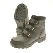 TUFFA NORDIC THERMAL ANTI SLIP BLACK BOOTS waterproof rubber boots sizes 4-11
