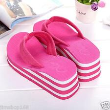 Women Summer Flip Flops Shoes Sandals Slipper Beach Indoor & Outdoor Flip-flops