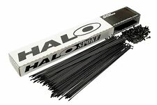 Halo Black ED Double Butted Spokes 254mm - 294mm 2 Spokes for £2.00!!!
