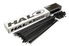 Halo Black ED Double Butted Spokes 190mm - 200mm 2 Spokes FOR £2