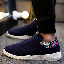 2016 Fashion Mens Breathable Sneakers Sport Casual Running Loafer Board Shoes