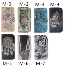 PU Leather Folio Stand Smart Case Cover For Motorola Moto G3 3rd Gen 2015