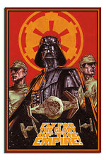 Star Wars Fly For The Glory Poster New - Laminated Available