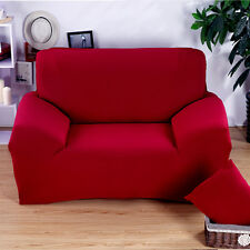 Home Furniture Chair Loveseat Sofa 1 2 3 Protector Couch Stretch Cover Slipcover