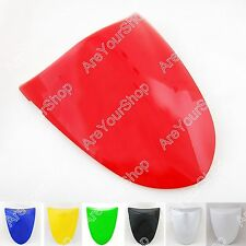 ABS plastic Passenger rear seat cowl cover for Kawasaki ZX6R ZX 6R 2005-2006