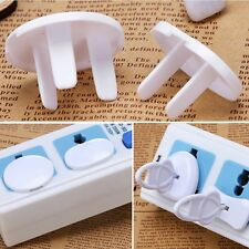 20 x Baby Child Safety Plug Power Board Socket Outlet Point Protective Covers EW