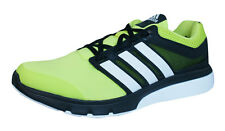 adidas Turbo Elite Mens Running Sneakers / Shoes - Yellow - M21589