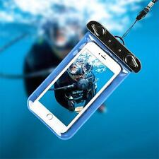 Swimming Waterproof Underwater Dry Bag Outdoor Pouch Case for iPhone Cell Phone