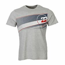Billabong Automatic T-Shirt Mens Grey Tee Shirt Top