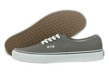 Vans Authentic Era Pewter VN000JRAPB Canvas Fashion Sneakers Medium (B, M) Women