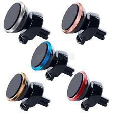 Car Air Vent Magnetic Mount Cradle Stand Holder for Smart Phone GPS