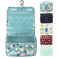 Waterproof Travel Large Capacity Foldable Cosmetic Washing Supplies Storage Case