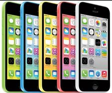 """Apple iPhone 5C-16GB 32GB GSM """"Factory Unlocked"""" Smartphone Cell Phone d"""