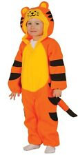 Baby Girls Boys Tiger Cat Animal Halloween Jungle Fancy Dress Costume Outfit