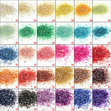 Poppular Crushed Shell 10g for Nail Art Acrylic False Tip Salon Makeup DIY Decor