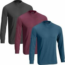 Mizuno 2016 Breath Thermo BaseLayer Shirt Mens Golf Performance Mock