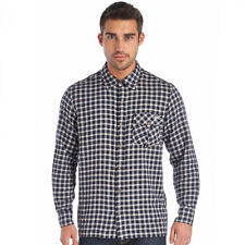 48% OFF RRP Regatta Mens Celtis Long Sleeve Button Down Chest Pocket Check Shirt