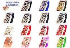 Select Band With Rose Gold Metal Ornament Cover For Fitbit Flex Wristband Clasp