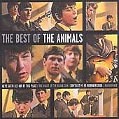 BEST OF THE ANIMALS CD - NEW CD - UK STOCK
