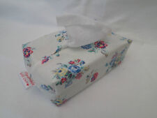 HANDMADE OILCLOTH /PVC BABY WIPES HOLDER/CASE - CATH KIDSTON HIGHGATE ROSE