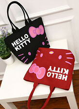 New Hellokitty Canvas Bag Shopping / Tote Bag Purse aa1299
