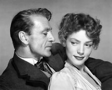 Lauren Bacall Gary Cooper Bright Leaf Studio Pose Poster or Photo