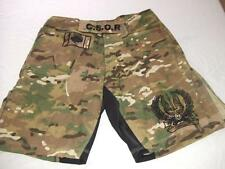 CANADA CSOR SPECIAL OPERATIONS CAMO COMBATANT MMA PT STREET FIGHT BOARD SHORTS