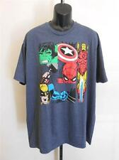 New Wolverine Spiderman Captain America Marvel Mens Sizes M-L-XL-2XL Shirt